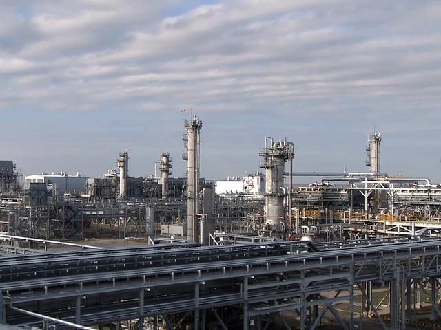 Karachaganak oil field projects - MCC